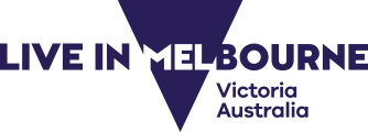 Live in Melbourne logo